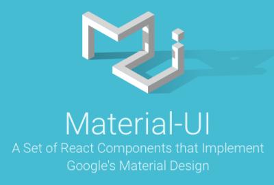 Material UI logo