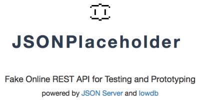 JSONPlaceholder